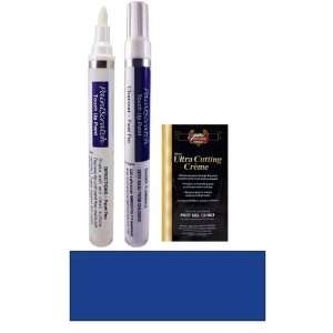 Oz. Ancona Blue Metallic Paint Pen Kit for 1978 Volkswagen Sedan
