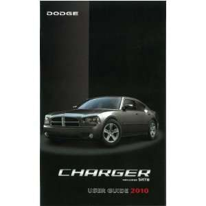 2010 DODGE CHARGER Owners Manual User Guide Automotive