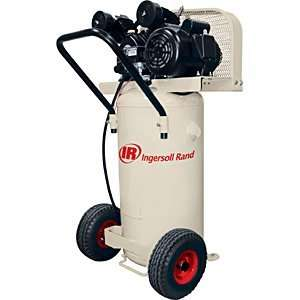 Ingersoll Rand 2HP Portable Vertical Air Compressor, 20