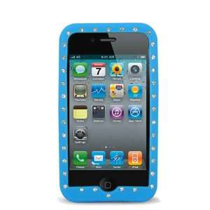 Silicone Skin Gel Cover Case for Apple Iphone 4 4g
