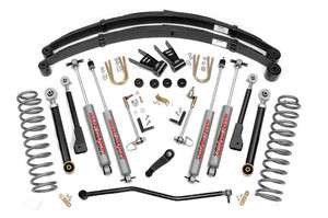 "Jeep Cherokee XJ 6.5"" Suspension Lift Kit 84 01"
