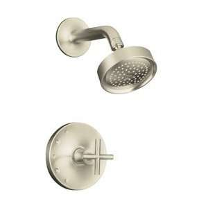 Kohler Purist Single Handle Shower Only Brushed Nickel Tub & Shower