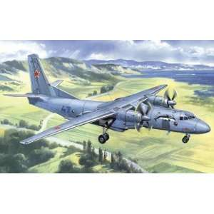 A Model 1/72 Antonov An26 Late Version Russian Military