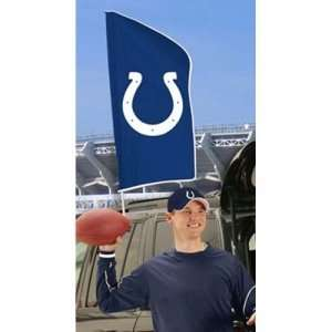 NFL Indianapolis Colts Tailgate Flag
