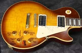 95 Gibson USA Jimmy Page Led Zeppelin Les Paul Standard Electric