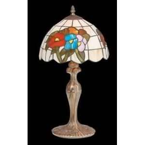 Table Lamps Antique Brass, Table Lamp Tiffany Style Light