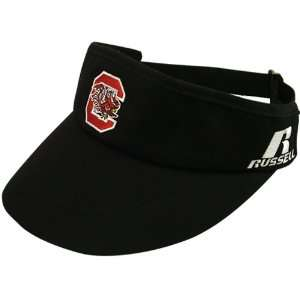 South Carolina Gamecocks Black Coaches Sideline Visor