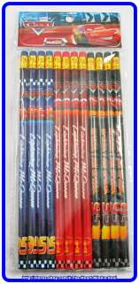 DISNEY CARS Movie Pencils McQueen Party Favors 12 24 36