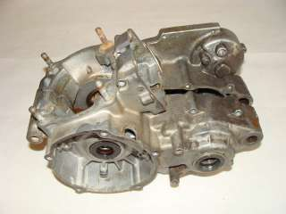 1989 Kawasaki KX125 Engine Motor Cases   Image 04