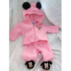 Mouse, Baby Girl Size 3 Months, 2 Piece Outfit, Great for Halloween