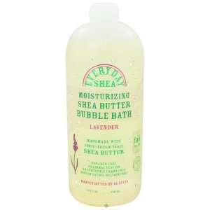 Shea   Moisturizing Shea Butter Bubble Bath Lavender   32 oz. Beauty