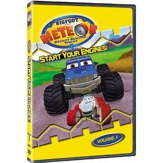 Mighty Monster Truck   Vol. 3 Bigfoot Presents Meteor & the Mighty