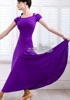 NEW Latin Salsa Ballroom Dance Dress sleeveless dress #HB135