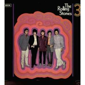 3 (Dutch Only Issue) Rolling Stones Music