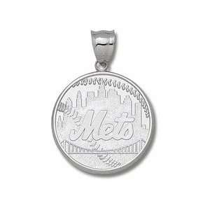 Sterling Silver NEW YORK METS BASEBALL GIANT Jewelry