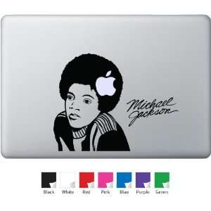 Young Michael Jackson Decal for Macbook, Air, Pro or Ipad