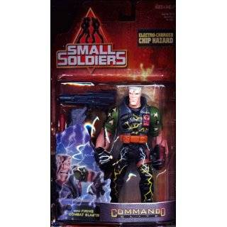 Small Soldiers 12 Talking Chip Hazard with Punching Action Figure