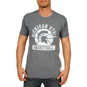 NCAA Michigan State Spartans Short Sleeve Tee Mens