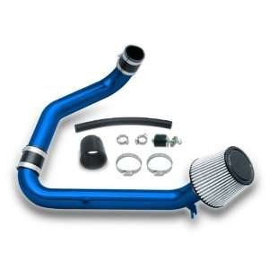 96 00 Honda Civic Blue Cold Air Intake (DX/LX Model) Automotive