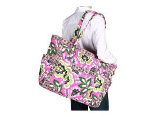 vera Bradley Get Carried Away Priscilla Pink Tote bag X Large Roomy