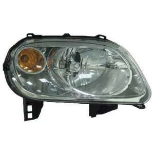 OE Replacement Chevrolet HHR Passenger Side Headlight