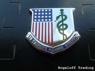 US Army   Medical Department Crest