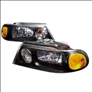 Lincoln Navigator 1998 1999 2000 2001 2002 Euro Headlights