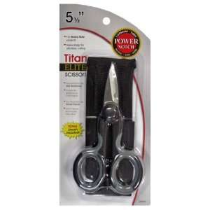 Inch Heavy Duty Scissor with Power Notch Arts, Crafts & Sewing