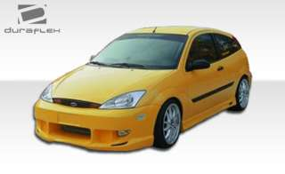 Ford Focus 2000 2004 Poison DURAFLEX Full Body Kit
