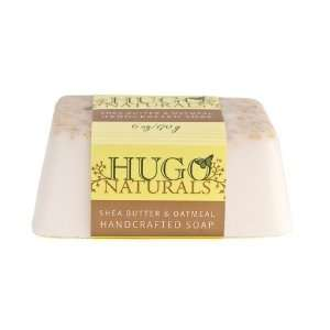 Hugo Naturals Shea Butter & Vanilla Bar Soap, 6oz Beauty
