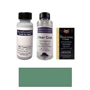 2 Oz. Forest Green Metallic Paint Bottle Kit for 1991