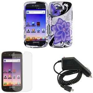iFase Brand Samsung Galaxy S Blaze 4G T769 Combo Violet