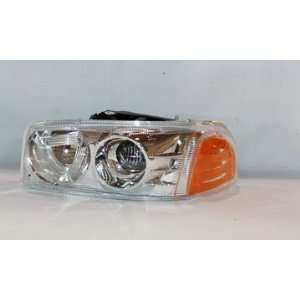 Sierra/Yukon Denali Head Light Left Hand TYC 20 6860 00 Automotive