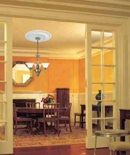 Westinghouse Lighting 7775600 Francesca Polyurethane Ceiling Medallion