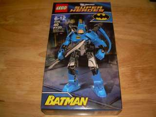 LEGO 4526 DC Universe SUPER HEROES BATMAN building set NIB 40pcs New