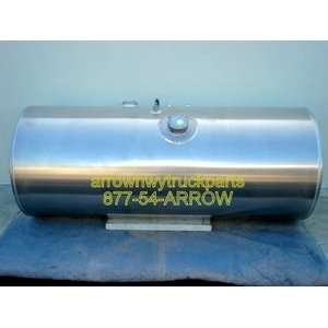 Kenworth Aluminum Fuel Tank 120 gallon, 24.5? diameter