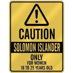 FOR WOMEN 18 TO 25 YEARS OLD  PARKING SIGN COUNTRY SOLOMON ISLANDS