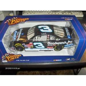 Dale Earnhardt #3 118 scale Oreo Goodwrench Winners