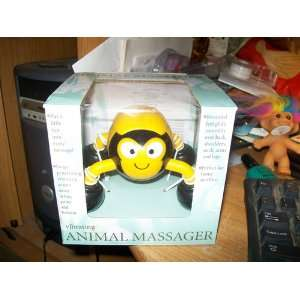 Vibrating Animal Massager