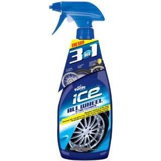 Turtle Wax T478 Ice Chrome Wheel Cleaner   22 Ounce Automotive