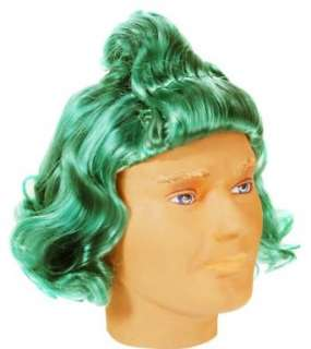 Adults Oompa Loompa Costume Wig Clothing