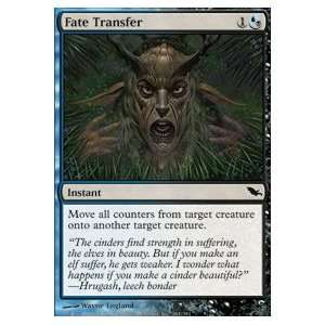 Gathering Fate Transfer Collectible Trading Card Playset Toys & Games