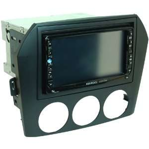 2006 Up Mazda DIN With Pocket and Double DIN Kit