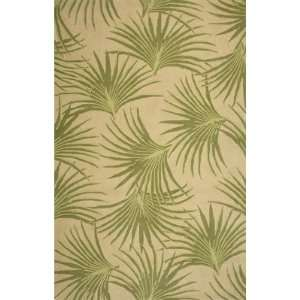 Sawgrass Mills Palmae Pesto Rug   Medium 5x8