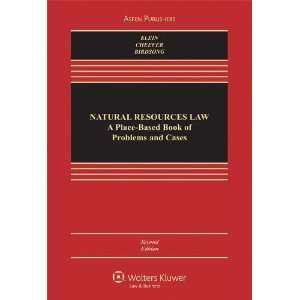 Natural Resources Law Placed Based Book of Cases