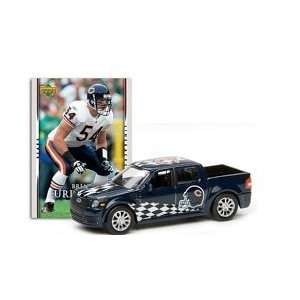 Chicago Bears NFL Ford SVT Adrenalin Concept Diecast with