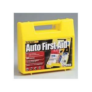 Auto First Aid Kit First Aid Only 104 Piece Large Health