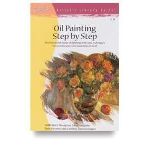 OIL PAINTING STEP BY STEP Arts, Crafts & Sewing