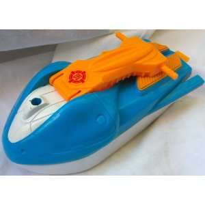 Fisher Price Rescue Heroes Action Figure Doll Vehicle Gear Boat
