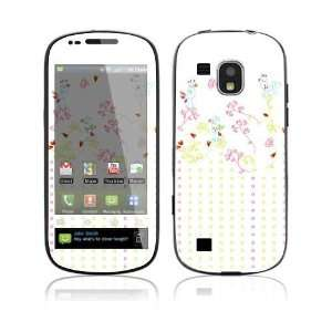 Spring Time Decorative Skin Cover Decal Sticker for Samsung Continuum